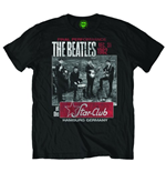 The Beatles Men's Tee: Star Club, Hamburg