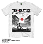 The Beatles Men's Tee: Live at the Budokan