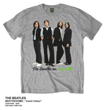 The Beatles Men's Tee: Iconic Colour