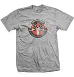 Star Wars Men's Tee: Resistance Distress
