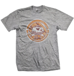 Star Wars Men's Tee: BB-8 Distress