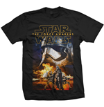 Star Wars Men's Tee: Episode VII Phasma & Troopers