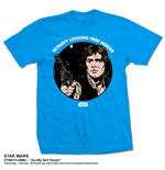 Star Wars Men's Tee: Scruffy Nerd Herder