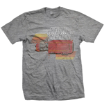 Star Wars Men's Tee: Rey Speeder Retro