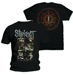 Slipknot Men's Tee: Creatures
