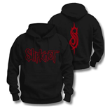 Slipknot Men's Hooded Top: Logo