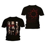 Slipknot Men's Tee: Mezzotint Decay