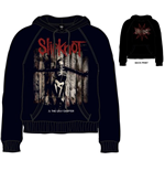 Slipknot Men's Hooded Top: .5 The Gray Chapter