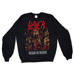 Slayer Men's Sweatshirt: Reign in Blood