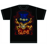 Slash Men's Tee: Crossbones