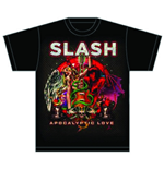 Slash Men's Tee: Apocalyptic Love