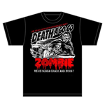 Rob Zombie Men's Tee: Zombie Crash