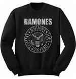 Ramones Youth's Sweatshirt: Presidential Seal
