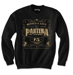 Pantera Men's Sweatshirt: 101' Proof