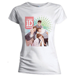 One Direction Women's Skinny Fit Tee: Colour test