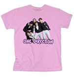 One Direction Women's Skinny Fit Tee: Train Bundle 2