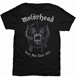 Motorhead Men's Tee: War Pig