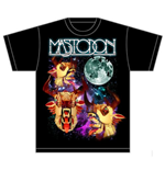 Mastodon Men's Tee: Interstellar Hunter