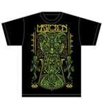 Mastodon Men's Tee: Devil on Black