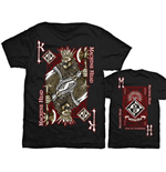 Machine Head Men's Tee: King of Diamonds