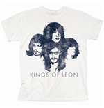 Kings of Leon Men's Tee: Silhouette