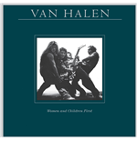 Vynil Van Halen - Women And Children First (Remastered)