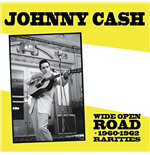 Vynil Johnny Cash - Wide Open Road - 1960-1962 Rarities