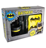 Batman  - Egg Cup + Toast Cutter