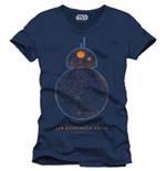 Star Wars Episode VII T-Shirt BB-8 Astromech Droid
