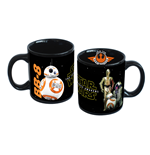 Star Wars Episode VII Ceramic Mug Droids & BB-8