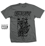 Marvel Comics Men's Tee: Ghost Rider Simple