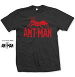 Marvel Comics Men's Tee: Ant Man Logo