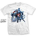 Marvel Comics Men's Tee: Group Assemble