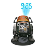 Star Wars Alarm Clock 190193