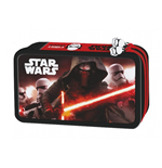 Star Wars VII (P) pencil case double filled