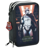 Star Wars VII (SAF) pencil case triple filled