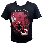 Deadpool T-Shirt Shot Gun
