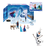 Frozen Advent Calendar Winter Magic