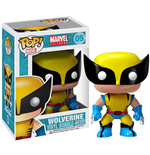 Marvel Comics POP! Vinyl Bobble-Head Wolverine 10 cm