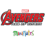 Marvel Minimates Action Figures 5 cm 2-Packs Series 63 Avengers Age of Ultron Assortment (12)