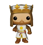 Monty Python and the Holy Grail POP! Movies Figure King Arthur 9 cm