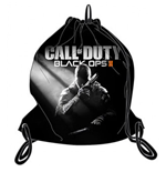 Call Of Duty Black Ops Ii - Gymbag W/ Logo (drawstring Bags)