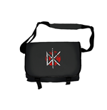 Dead Kennedys Messenger Bag - Distressed Logo
