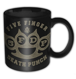 Five Finger Death Punch Mug - Brass Knuckle