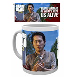 The Walking Dead Mug - Glenn