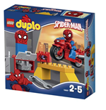 Spiderman Lego and MegaBloks 191579