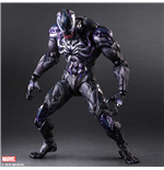 Marvel Comics Variant Play Arts Kai Action Figure Venom 26 cm