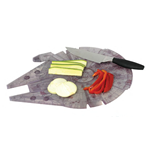 Star Wars Cutting Board Millenium Falcon