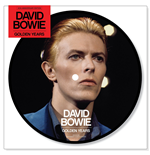 "Vynil David Bowie - Golden Years (40th Anniversary 7"" Picture Disc)"