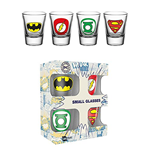 DC Comics Superheroes Glassware 192412